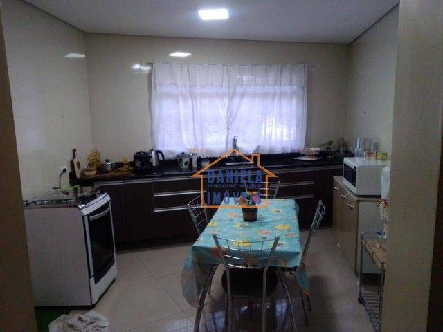 Casa com 1 dormitório à venda, 55 m² por R$ 85.000,00 - Parque Miami - Santo André/SP