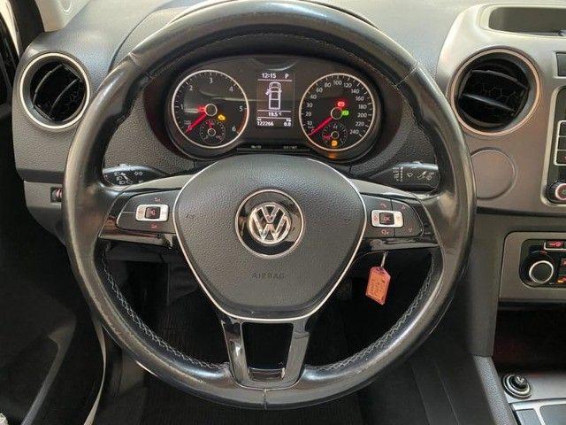 2016 Volkswagen Amarok Highline CD 2.0 4X4 Diesel AUT - Foto 9