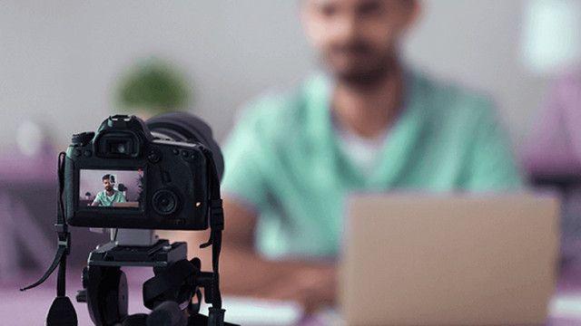 Produção de Fotos e Vídeos Profissionais para Cursos, Eventos, Corporativos