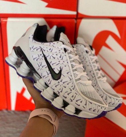Nike shox 12 molas  - Foto 6