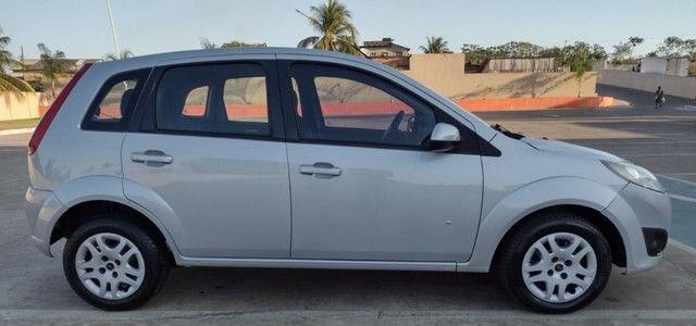 Financie com Apenas 5 mil reais de entrada! Lindo Fiesta 1.6 Flex 2013/2014, completo - Foto 9