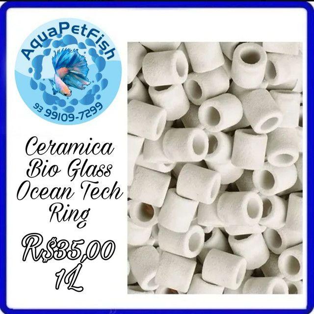 Cerâmica Bio Glass Ocean Tech Ring  - Foto 2