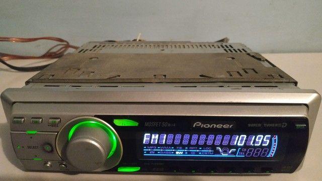 Cd player Pioneer DEH-4880MP com IP bus - Foto 2