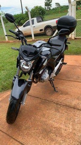 Twister CB250 Honda