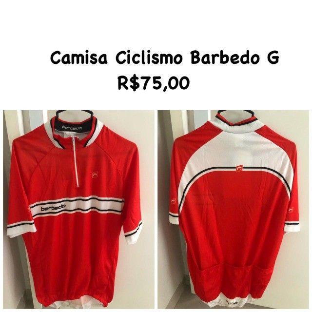 Camisa Ciclismo Nova, Barbedo, Tam G