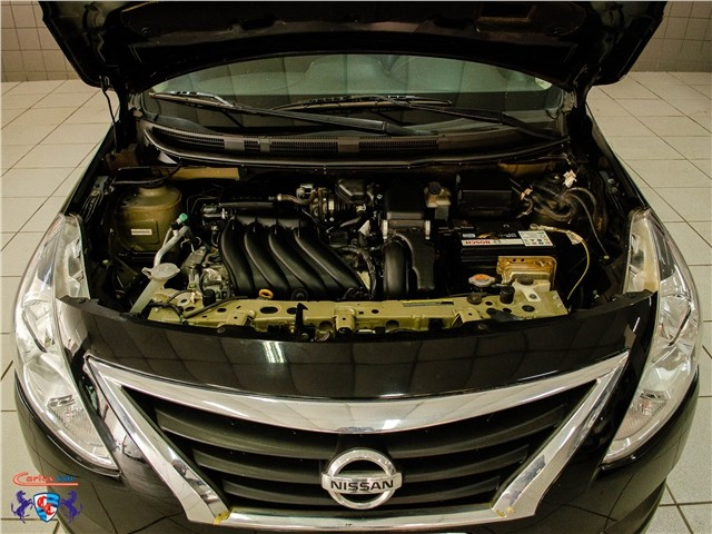 Nissan Versa 2018 1.6 16v flex sv 4p xtronic - Foto 3