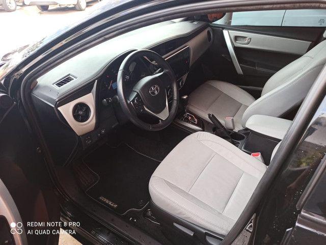 Corolla Upper 1.8 2019 Automático Ent :20.000 48x 1. 445  - Foto 2