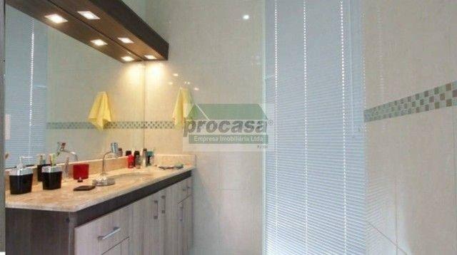 Casa com 4 suites p/ alugar na Ponta Negra em condominio fechado - Foto 4