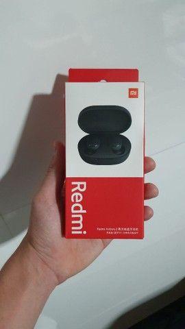 Xiaomi redmi airdots 2 fone de ouvido sem fio gamer preto - Foto 2