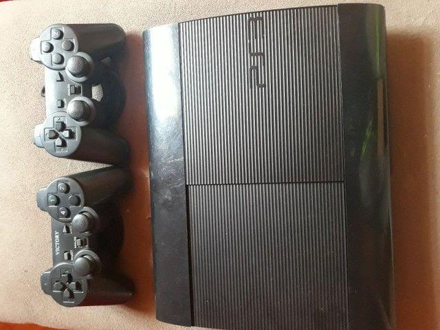 PlayStation 3 muito conservado  - Foto 2