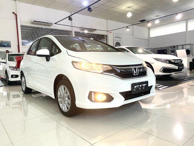 NETO - Honda Fit LX 1.5 2021/2021 - Zero Km  - Foto 4