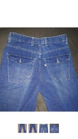 Calça jeans feminina 40 - Foto 4