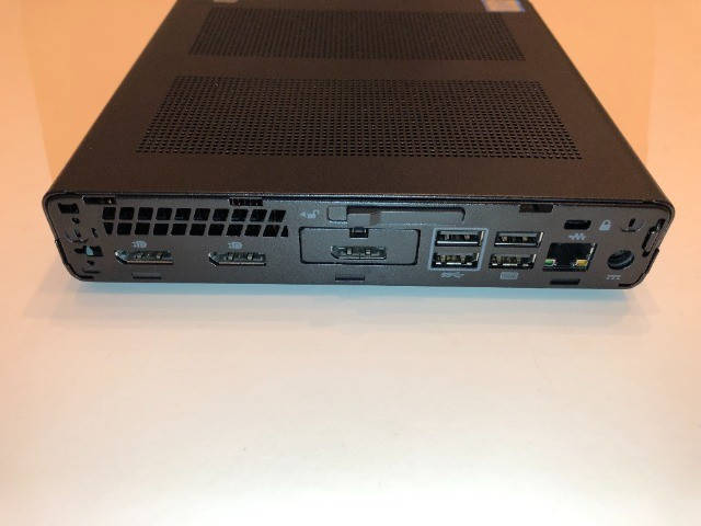 PC Desktop HP EliteDesk 800 G3 Mini/65W - i7 vPro /16GB Ram DDR4 /256Gb SSD  - Foto 6