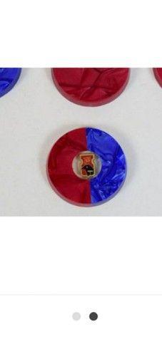 3 Jogos de botão completo e 26 botões diferentes  - Foto 3