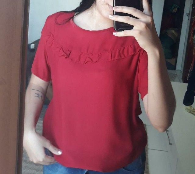 Promoção de blusas - Foto 4