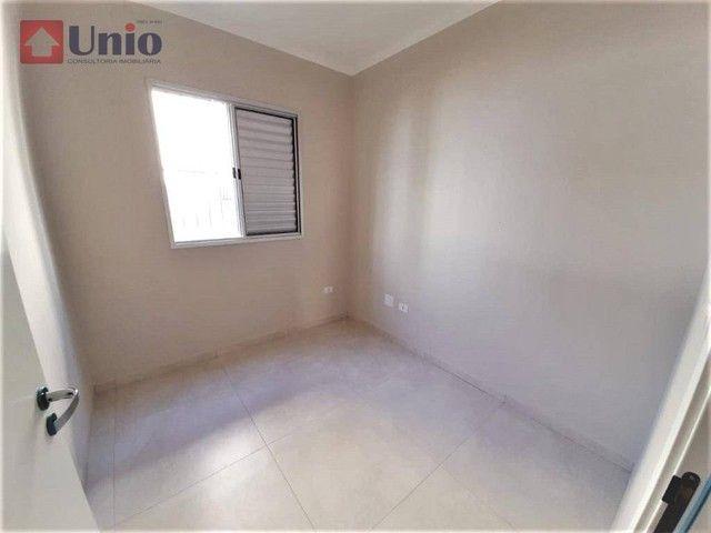 Apartamento com 3 dormitórios à venda, 72 m² por R$ 164.000 - Morumbi - Piracicaba/SP - Foto 7