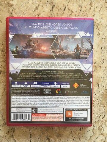 Jogo Para PS4 Horizon Zero Dawn  - Foto 4