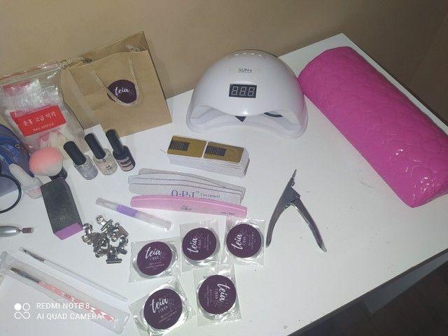 Produtos para Alongamento de Unha (Fibra/Gel/Tips) - Foto 2