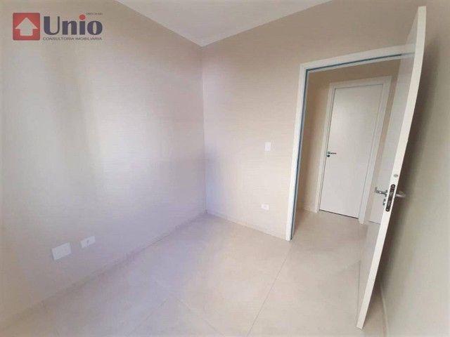 Apartamento com 3 dormitórios à venda, 72 m² por R$ 164.000 - Morumbi - Piracicaba/SP - Foto 11