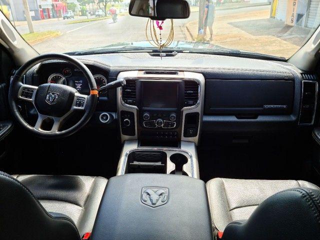 Dodge Ram 2017 Impecável  - Foto 10