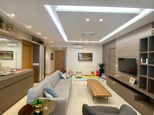 Apartamento no Edifício Square Residence - Plaenge, 132 m², 3 suítes - Foto 6