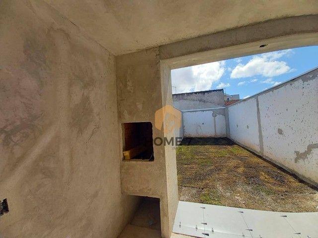 Sobrado com 3 dormitórios à venda, 100 m² por R$ 289.000,00 - Sítio Cercado - Curitiba/PR - Foto 4