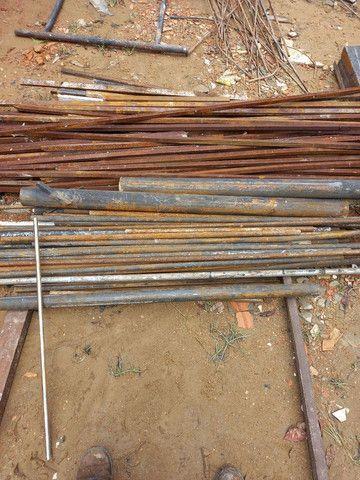 Ferros barratos pedaceira  - Foto 2