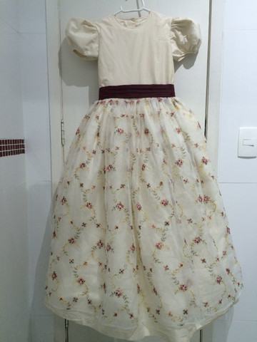 Vendo Vestido de Dama de Honra