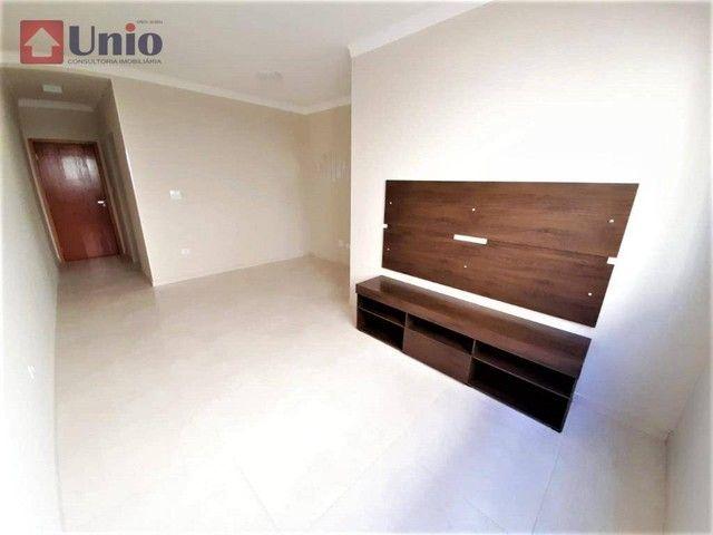 Apartamento com 3 dormitórios à venda, 72 m² por R$ 164.000 - Morumbi - Piracicaba/SP - Foto 4