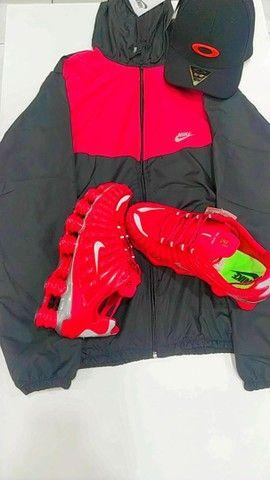 KIT casaco e tenis - Foto 2