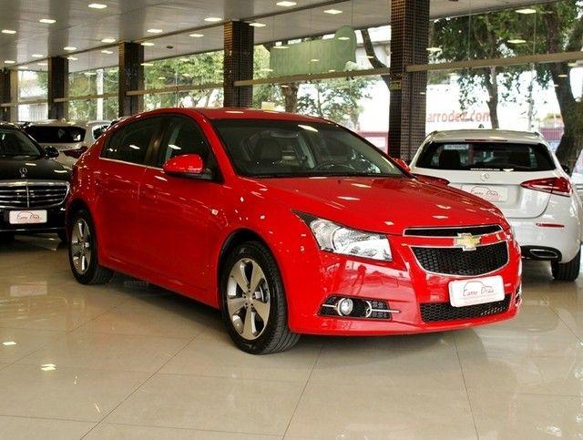 Chevrolet Cruze LT 4P FLEX AUT
