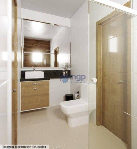 Apartamento com 2 dormitórios à venda, 47 m² por R$ 279.000 - Vila Dom Pedro II - São Paul - Foto 10