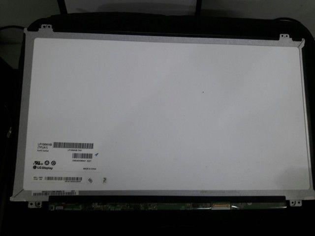 display (tela) para Acer ou lenovo serve em outros tb , seminova - Foto 4