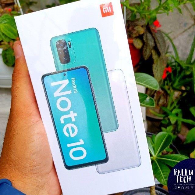 Imperdível! Redmi Note 10 128GB Lacrado - Foto 4