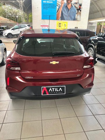 Chevrolet onix 1.0 LT 2020 extra !!! - Foto 4