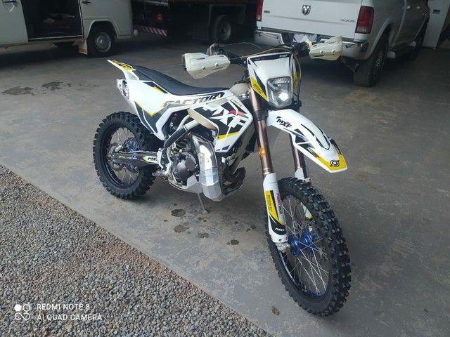 MXF 250TS 2 tempos