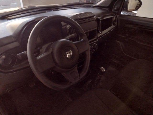 Fiat Strada 1.4 Flex Endurance Cabine Simples Plus - Foto 8