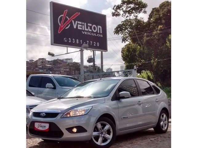 FORD FOCUS HATCH 2013 1.6 GLX COMPLETO