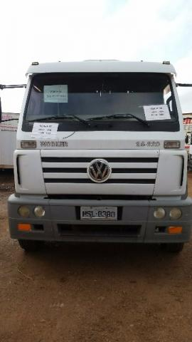 VW 24.220 no chassi