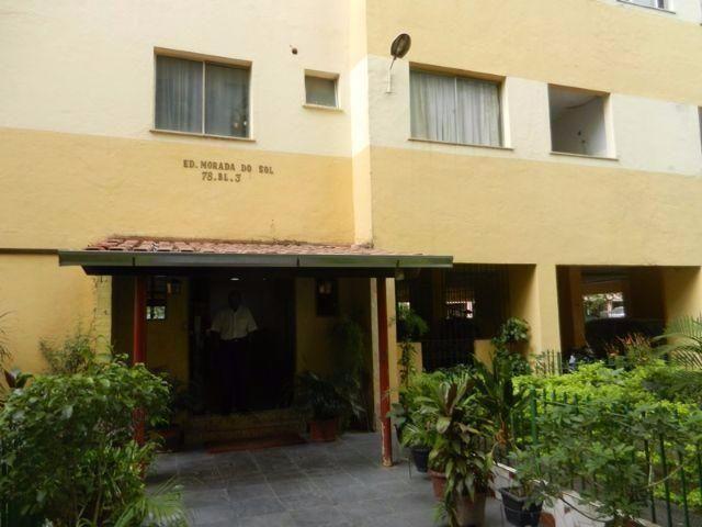 Pavuna - 10.196 Apartamento com 01 Dormitório - Foto 4