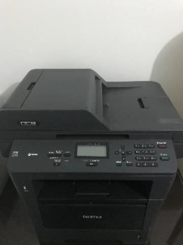 Impressora multifuncional laser Brother DCP 8152DN