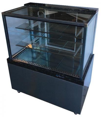 Balcão refrigerado confeitaria 1000 BOX