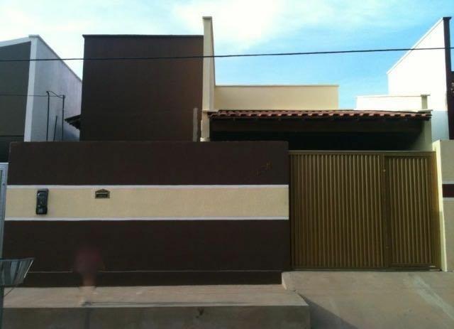 Casa grande 8x17 em área bem valorizada de Timon