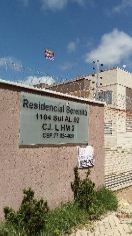 Apartamento 2 quartos em Palmas - Quadra 1104, antiga 111