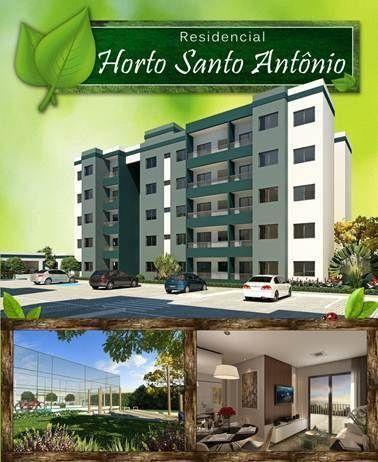 Apartamento no condomínio horto Santo Antônio