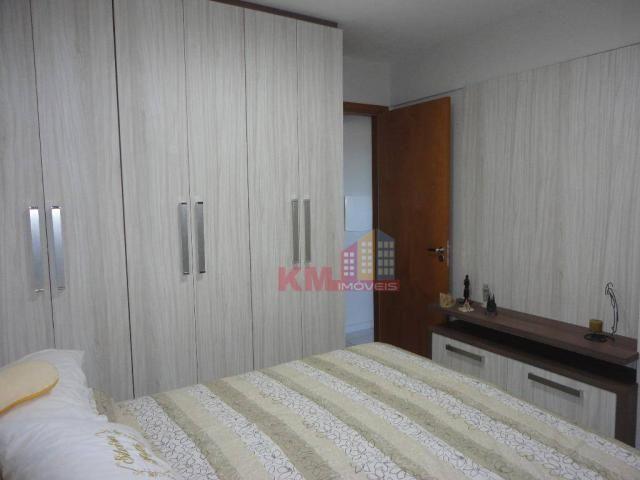 Vende-se apartamento semi-mobiliado no Residencial Fausto Guilherme