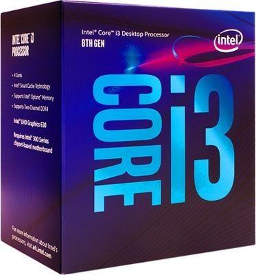 Resultado de imagem para CPU INTCORE I3-8100 3.60GHZ 6MB LGA1151 COM COOLER