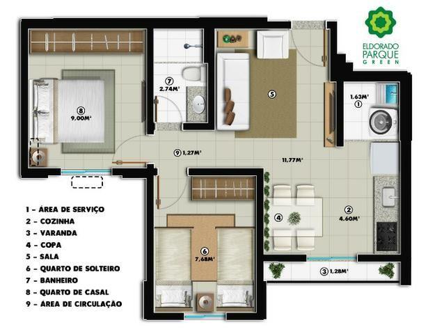 Condominio green - Foto 14