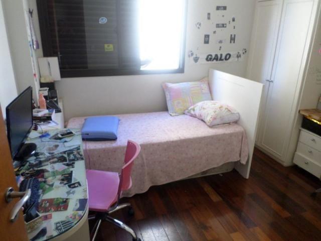 Oportunidade!!! excelente apartamento 4 quartos, 3 vagas, lazer e ótima localização - Foto 7