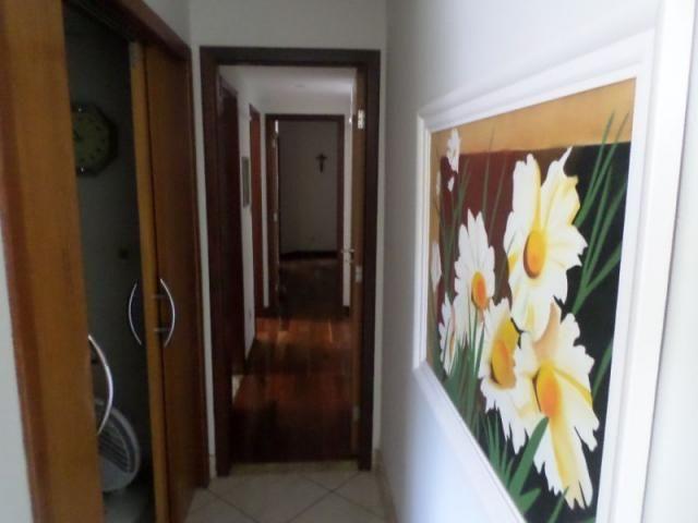 Oportunidade!!! excelente apartamento 4 quartos, 3 vagas, lazer e ótima localização - Foto 6